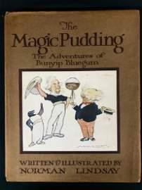 Norman Lindsay First Magic Pudding