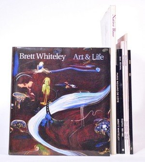 1: Brett Whiteley - 8 Titles