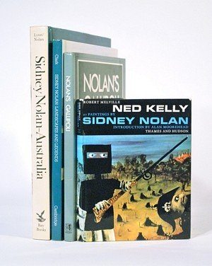 2: Sidney Nolan - 4 Titles