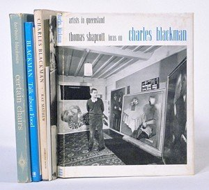 8: Charles Blackman - 5 Titles
