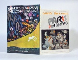 10: Charles Blackman - 2 Titles