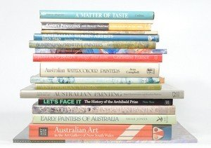 20: Large Mixed Lot of General Australian Art History