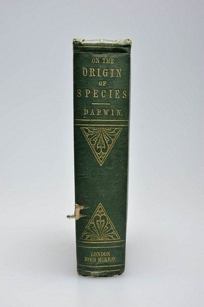 8: Darwin's Origin of the Species - Third Edition