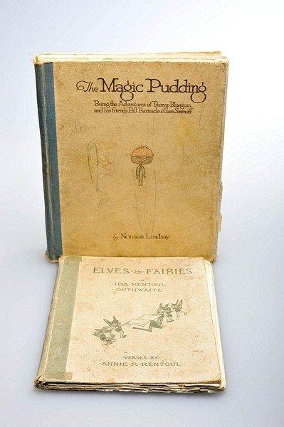 126: Magic Pudding First Edition. Elves & Fairies