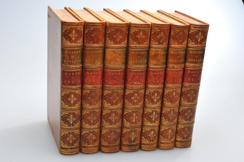 13: The History of England in Seven Volumes