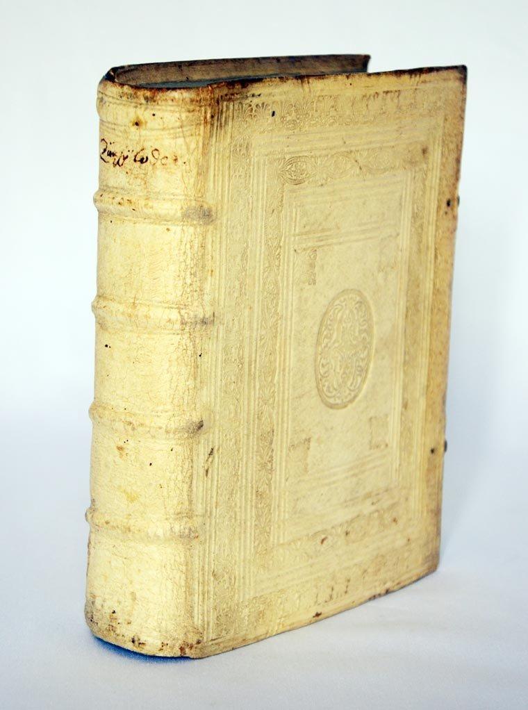 140: Zoesius. 1660. Beautiful Calf Binding