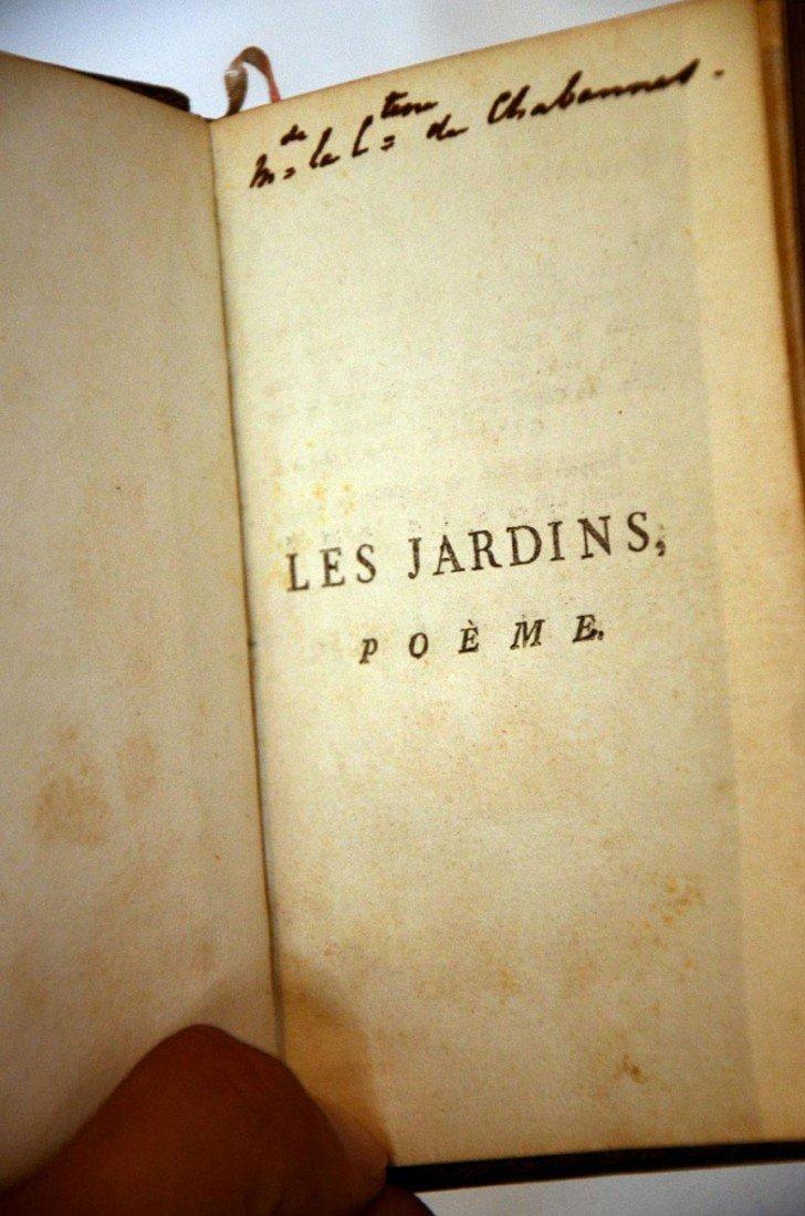 196: Les Jardins. Influential Garden Landscaping Work.  - 2