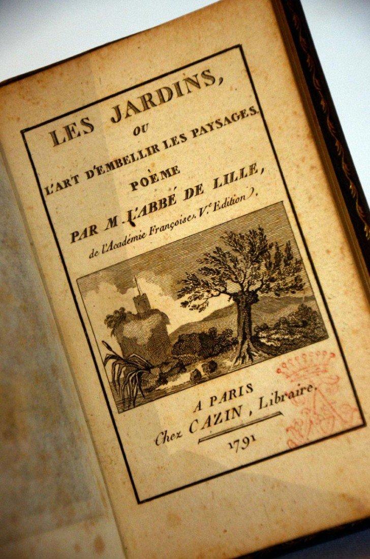 196: Les Jardins. Influential Garden Landscaping Work.  - 4