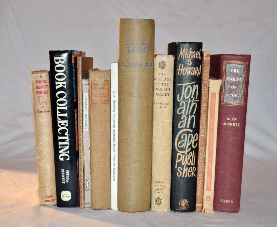161: Books on Books x 11