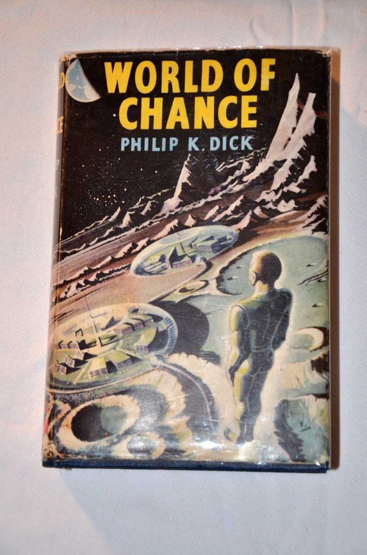 236: Science Fiction. Philip K Dick's First Novel