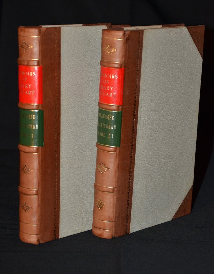 13: Fine Binding Mary Queen of Scots