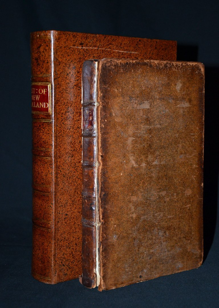 24: History of New Holland Published 1787