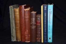 10 Books On Constitution Law