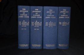 Beaglehole - Journals Of Captain James Cook