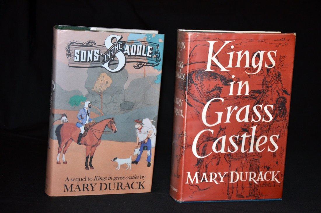 242: Mary Durack x 2