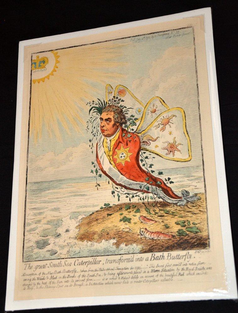 247: Joseph Banks -The great South Sea caterpillar