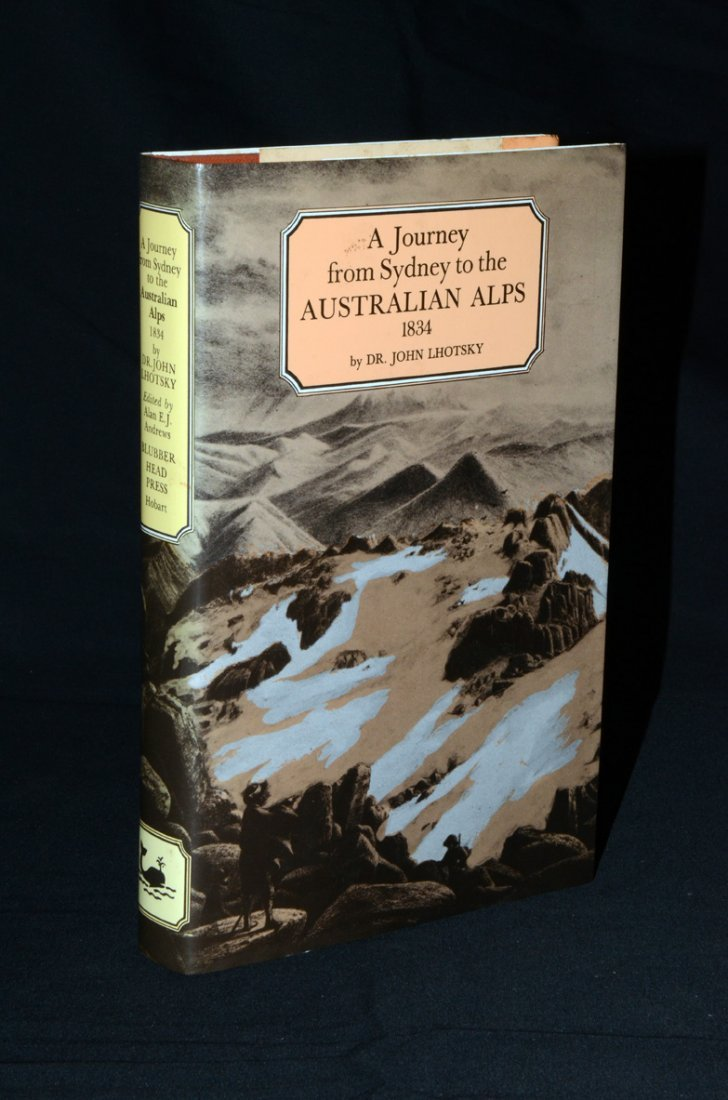 259: Lhotsky Australian Alps