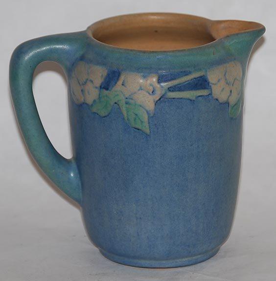 12: Newcomb College Pottery 1925 Creamer (Simpson)