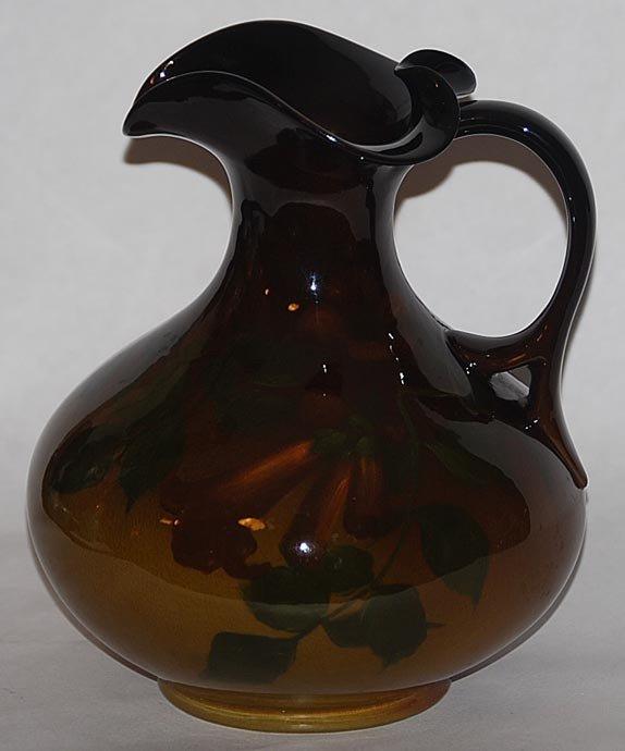 18: Rookwood Pottery 1901 Ewer 718 (Hurley)