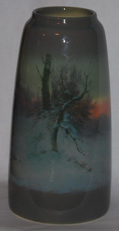 19: Rookwood Pottery 1911 Vase 1654B (Rothenbusch)