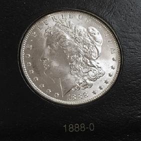 1888-O Morgan Silver Dollar