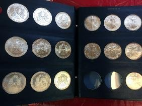 American Silver Eagle Collection