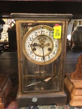 Crystal Regulator Clock