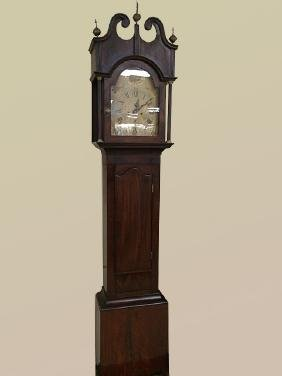 Mahogany Antique Grandfather Clock