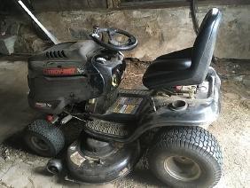 Troy Bilt XP Ride on Mower