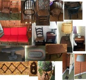 Farmhouse Furniture Lot