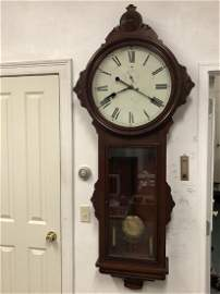 Ansonia General Regulator Wall Clock
