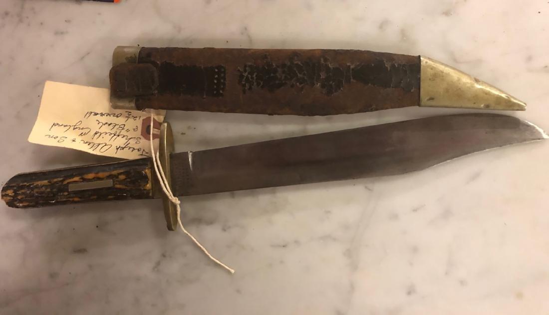 Joseph Allen & Son Knife - 5
