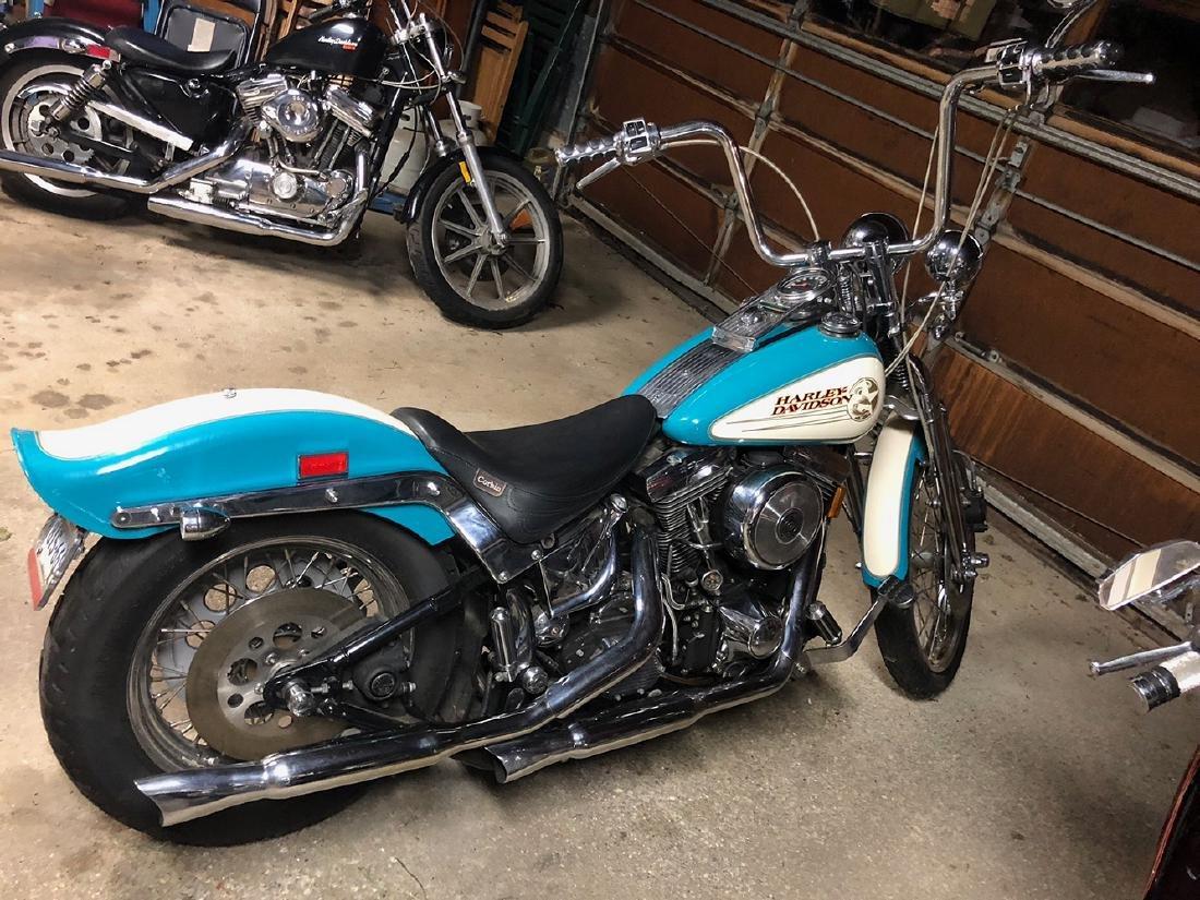 1992 Harley-Davidson Motorcycle - 2