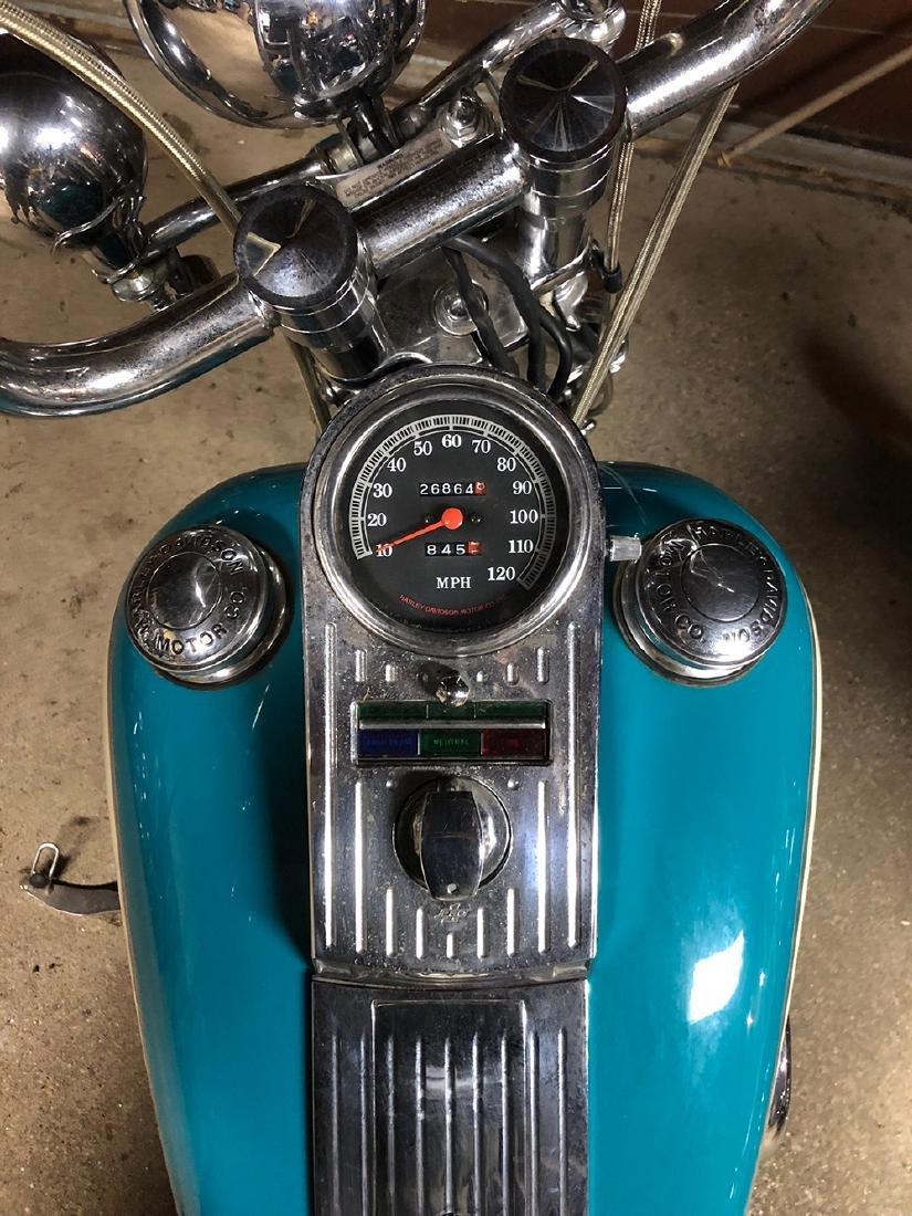 1992 Harley-Davidson Motorcycle - 3