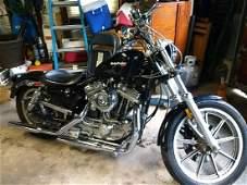 1988 Harley-Davidson Motorcycle