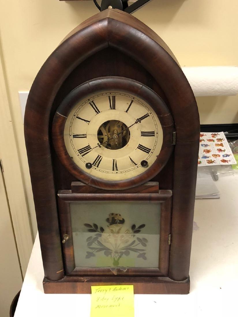 Terry & Andrews Beehive Clock