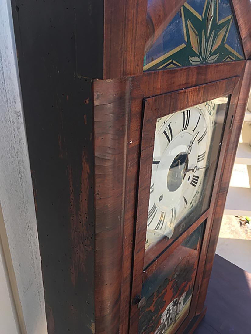 Seth Thomas OG Steeple Top Shelf Clock - 9