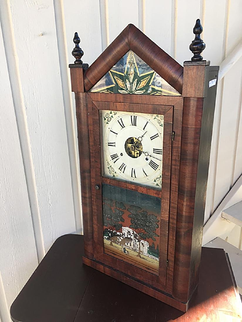 Seth Thomas OG Steeple Top Shelf Clock - 6