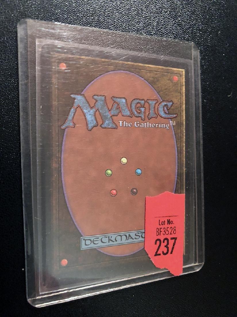 MTG Ancestral Recall Card - 2