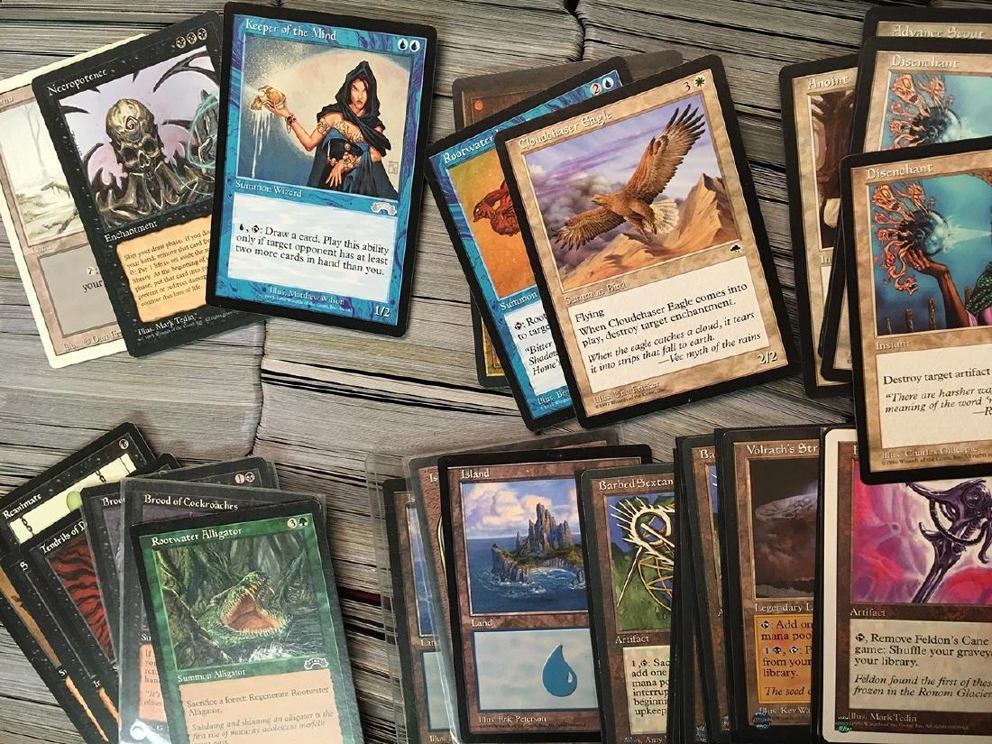 Magic The Gathering Card Collection - 3