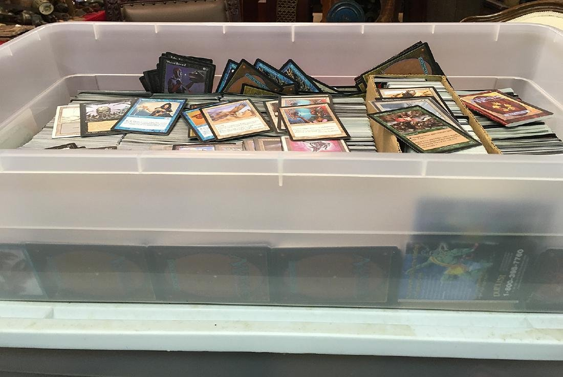 Magic The Gathering Card Collection - 6
