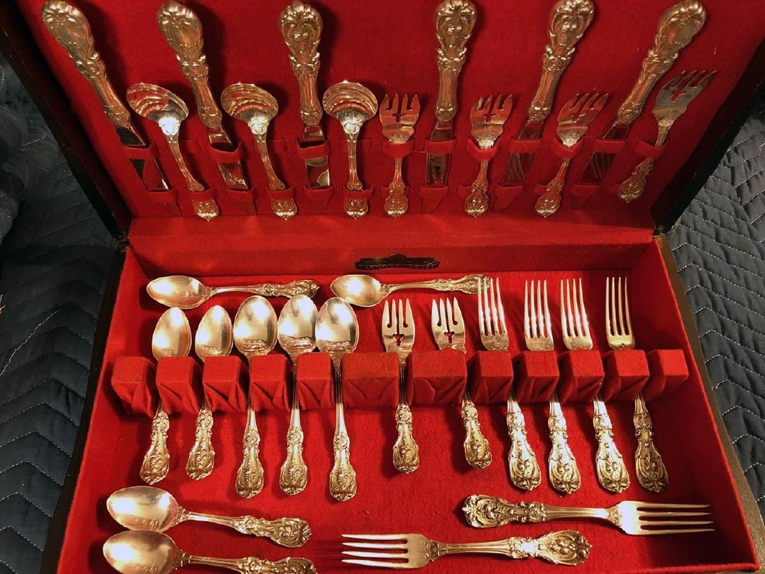 Reed & Barton Sterling Silver Set
