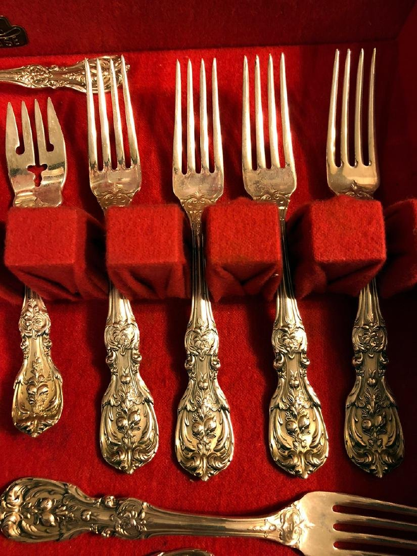 Reed & Barton Sterling Silver Set - 2