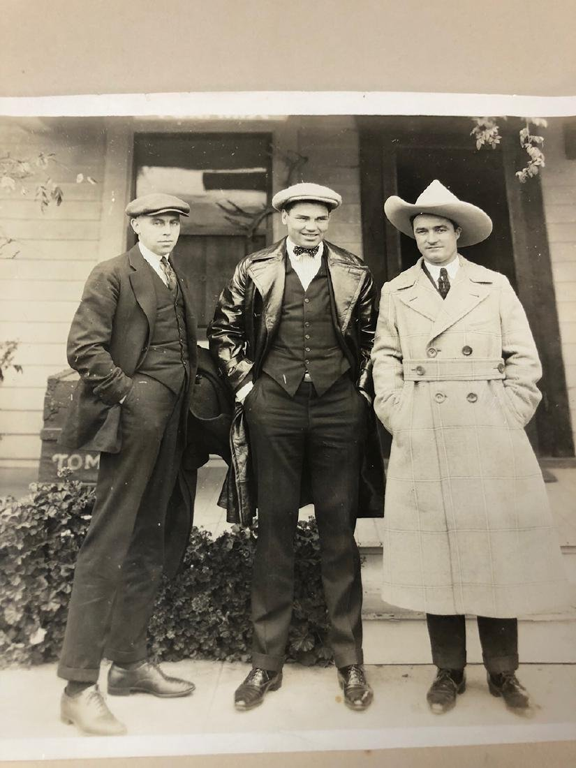 Tom Mix and Jack Dempsey Photograph Collection - 10