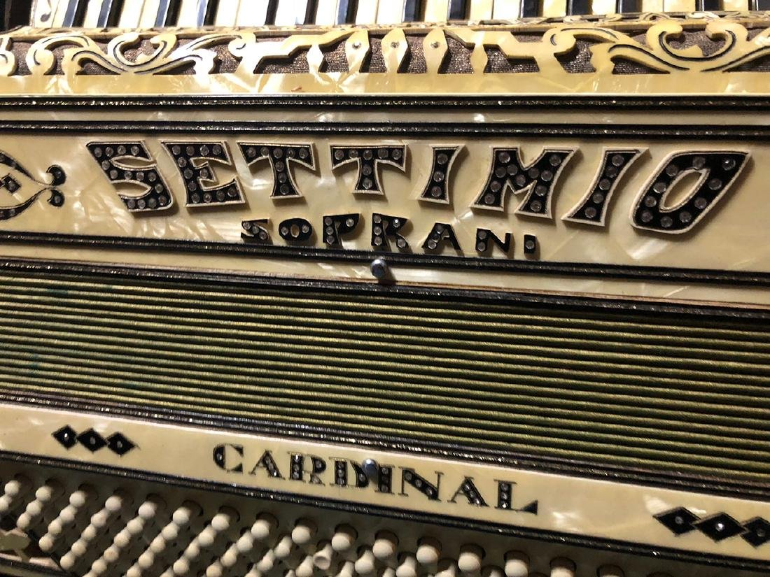 Settimio Soprani Cardinal Accordian - 2