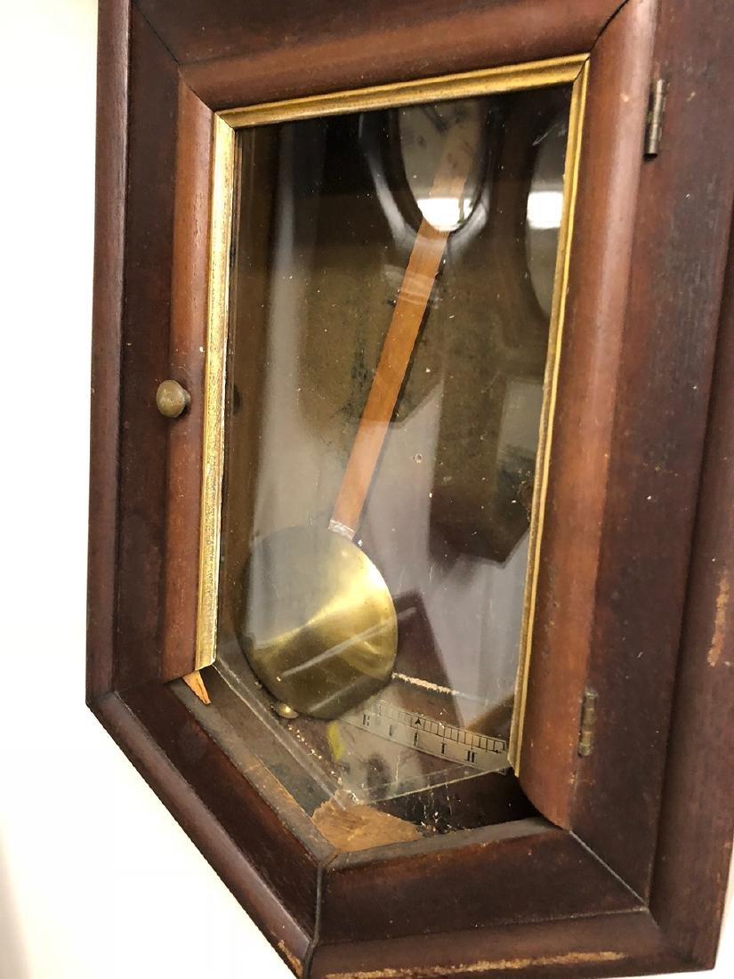 Seth Thomas Regulator Clock - 4