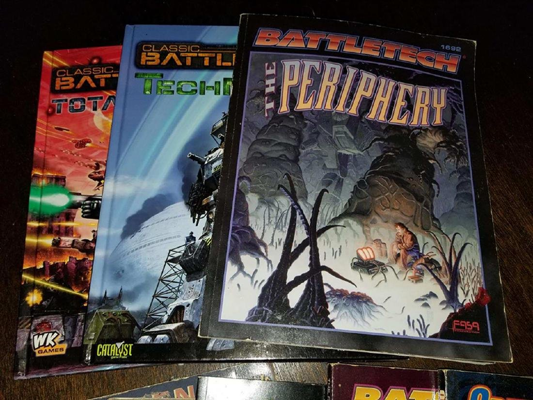 Estate Lot Including Comic Books - 4