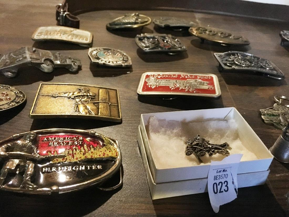 Belt Buckle Collection - 5