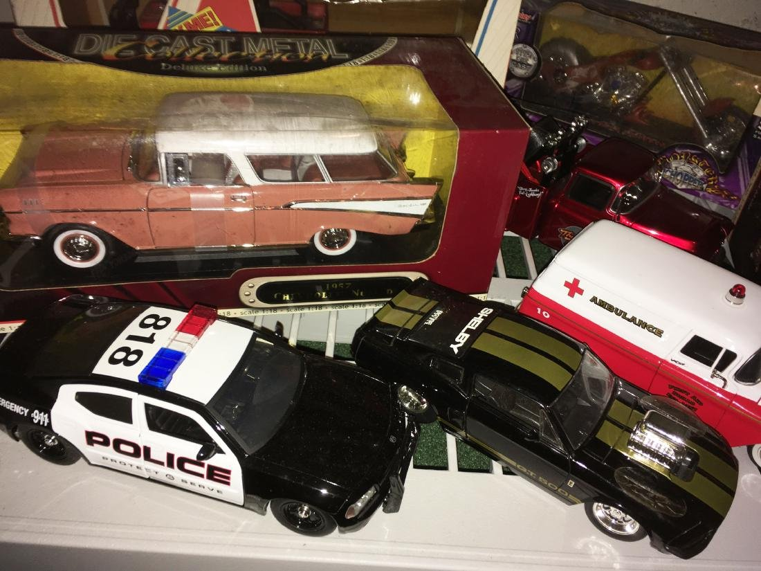 Die Cast Collection - 6