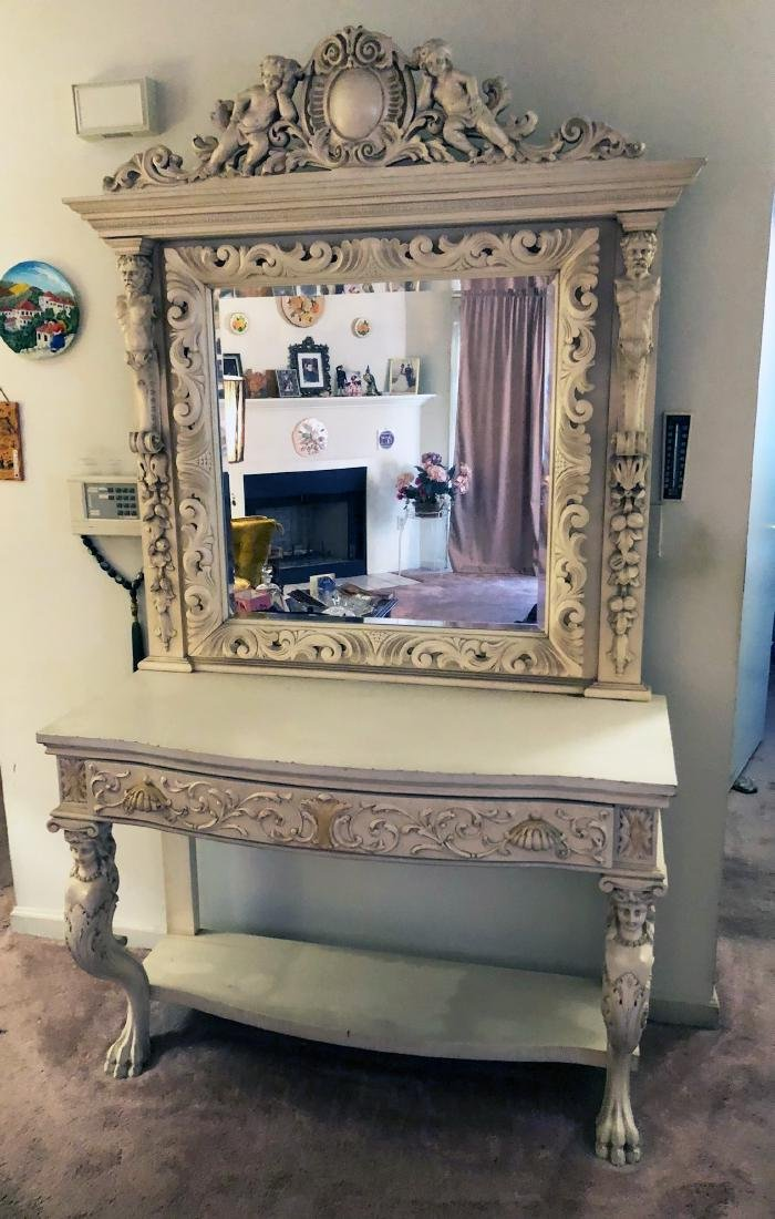 R.J. Horner Console Table